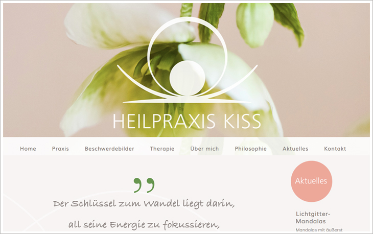 Website Kiss