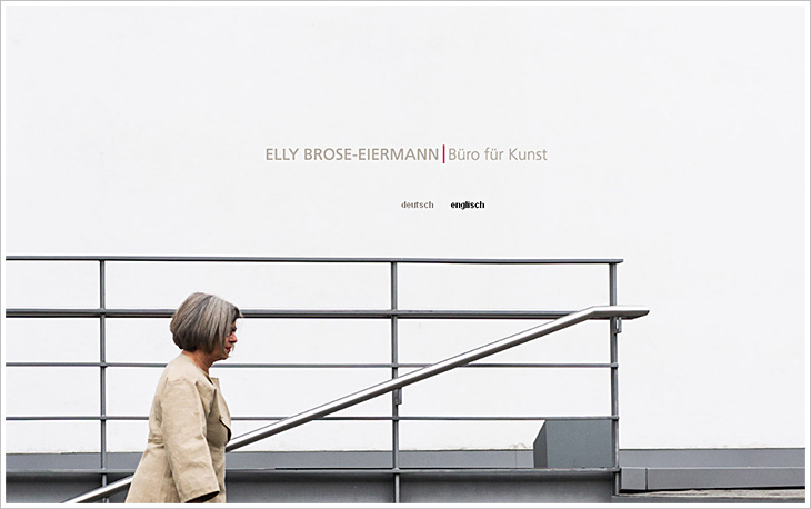 Website Elly Brose-Eiermann